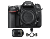 Pachetul medicului dentist - Nikon D7200 body + 60mm f/2.8G ED AF-S Micro NIKKOR + R1C1 Commander Kit