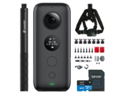 Insta360 ONE X + Snow Bundle + Selfie Stick + card 64GB