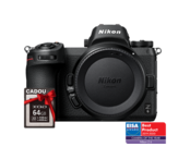 Nikon Z6 body + CADOU card 64GB XQD