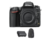 Nikon D750 body + acumulator + rucsac Nikon