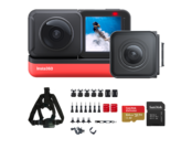 Insta360 ONE R Twin Edition + card 64GB mSDXC + Bike Bundle