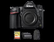 Nikon D780 body + card 128GB SDXC + acumulator EN-EL15b + rucsac Nikon