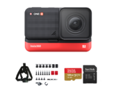 Insta360 ONE R 4K Edition + card 128GB mSDXC + Snow Bundle