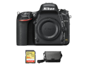 Nikon D750 body + card 64GB SDXC + geanta Nikon