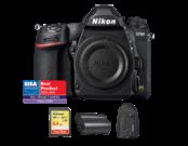 Nikon D780 body + card 64GB SDXC + acumulator EN-EL15b + rucsac Nikon