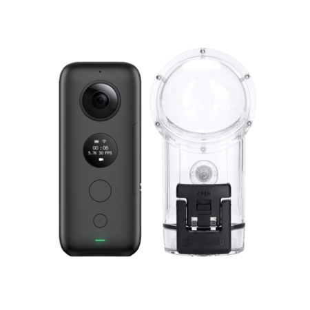 Insta360 ONE X + Dive Case for ONE X