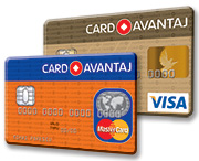 Card Avantaj Credit Europe Bank
