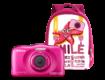 COOLPIX WATERPROOF W100 backpack kit (pink)
