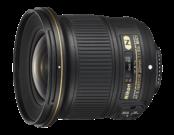 20mm f/1.8G ED AF-S NIKKOR