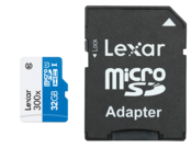 MicroSDHC 32GB CLS 10 UHS-I 45MB/s + adaptor SD