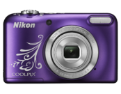 COOLPIX L31 (purple lineart)