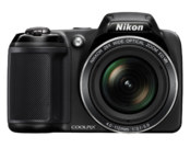 COOLPIX L340 (black)