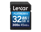 32GB SDHC CLS 10 UHS-I 45MB/s