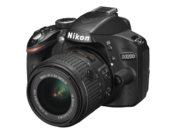 Nikon D3200 kit 18-55mm VR II (black) 1
