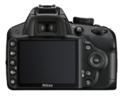 Nikon D3200 kit 18-55mm VR II (black) 2
