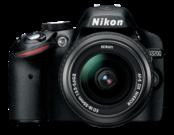 Nikon D3200 kit 18-55mm ED II (black) 0