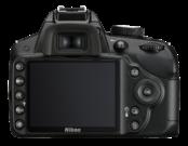 Nikon D3200 kit 18-55mm ED II (black) 1