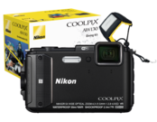 COOLPIX WATERPROOF AW130 Diving Kit (black)