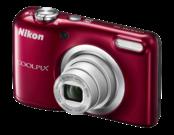 Nikon COOLPIX A10 (red)  1