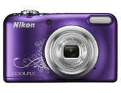 COOLPIX A10 (purple lineart)