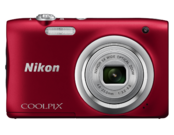 COOLPIX A100 (red)