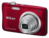 Nikon COOLPIX A100 (red) 1
