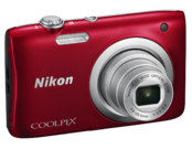 Nikon COOLPIX A100 (red) 2