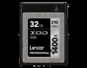 Professional XQD 32GB 1400X