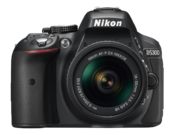 Nikon D5300 Kit AF-P 18-55mm VR (black)   0