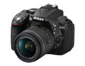 Nikon D5300 Kit AF-P 18-55mm VR (black)  2