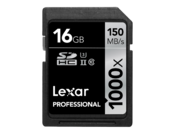 16GB SDHC CLS10 UHS-II 150MB/s