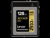 Professional XQD 128GB 2933X