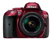 D5300 Kit AF-P 18-55mm VR (red)