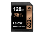 128GB SDXC CLS10 UHS-I 95MB/s