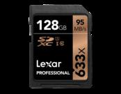 128GB SDXC CLS10 UHS-I 95MB/s