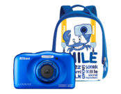 Nikon COOLPIX WATERPROOF W100 backpack kit (blue)   0