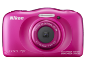 Nikon COOLPIX WATERPROOF W100 backpack kit (pink)  1