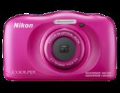 Nikon COOLPIX WATERPROOF W100 backpack kit (pink) 1
