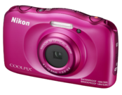 Nikon COOLPIX WATERPROOF W100 backpack kit (pink)  2