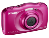 Nikon COOLPIX WATERPROOF W100 backpack kit (pink)  3