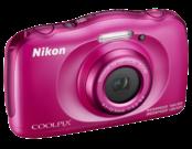 Nikon COOLPIX WATERPROOF W100 backpack kit (pink) 3