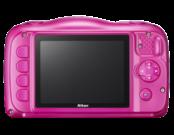 Nikon COOLPIX WATERPROOF W100 backpack kit (pink) 4