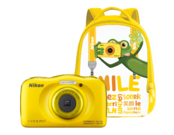 Nikon COOLPIX WATERPROOF W100 backpack kit (yellow)   0
