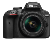 Nikon D3400 Kit AF-P 18-55mm VR (black) 0