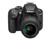 Nikon D3400 Kit AF-P 18-55mm VR (black) 1