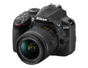 Nikon D3400 Kit AF-P 18-55mm VR (black) 2