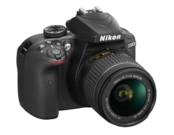 Nikon D3400 Kit AF-P 18-55mm VR (black) 3