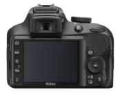 Nikon D3400 Kit AF-P 18-55mm VR (black) 5
