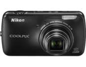 Nikon COOLPIX S800c (black) 2