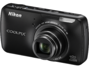Nikon COOLPIX S800c (black) 3